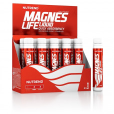 Magneesium vedel Nutrend Magneslife 25 ml