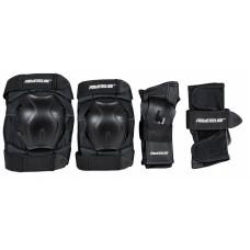 Rulluisukaitsmed Powerslide Standard Tri-Pack komplekt