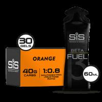 SIS BETA FUEL DUAL SOURCE energiageel apelsin-UUS!