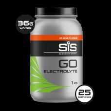 SiS GO spordijoogi pulber Electrolyte 1000 g apelsin