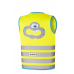Helkurvest lastele Wowow Grazy Monster Jacket kollane