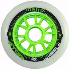 Rulluisuratas Atom Boom Matrix 125mm Green