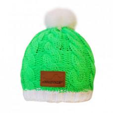 Vabaajamüts JOLsport Snow roheline
