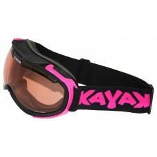 Mäesuusaprillid Kayak roosa