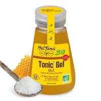 Energiageel Meltonic Organic Salty-Mesi & Soolalill (Fleur de Sol) täitepudel 250 g