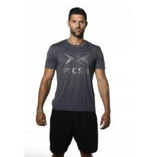 PicSil treening T-särk Gray Logo