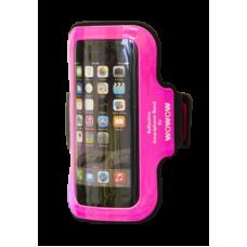 Telefonihoidja Wowow 2.0 roosa reflex